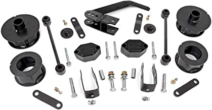 """Rough Country 2.5"""" Lift Kit (fits) 2007-2018 Jeep Wrangler JK 
