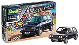 Revell 05694Kit de 12Modélisme 35Years VW Golf GTI tapissier l'échelle...