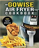 GoWise Air Fryer Cookbook: 101 Easy Recipes and How To Instructions for Healthy Low Oil Air Frying and Baking (Air Fryer Recipes and How To Instructions)