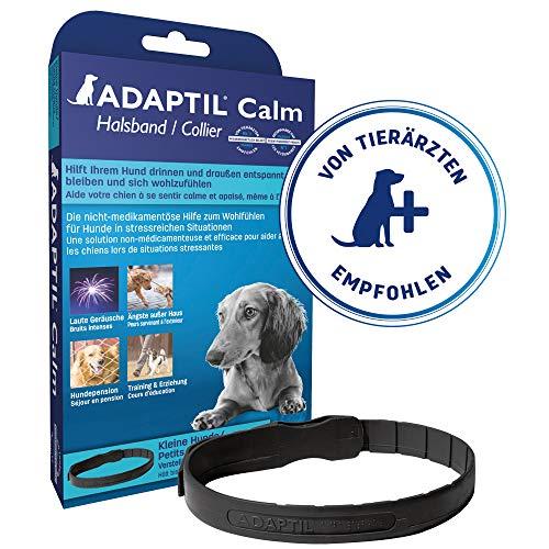 ADAPTIL Calm - Antiestrés para perros - Miedos, Ruidos Fuertes,...