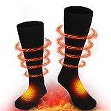 Chaussettes chauffantes Yutalow pour hommes et femmes à trois modes -...