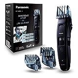 Panasonic ER-GB86-K503 Tondeuse Barbe Longue, 3 sabots, 58 longueurs de coupe de...