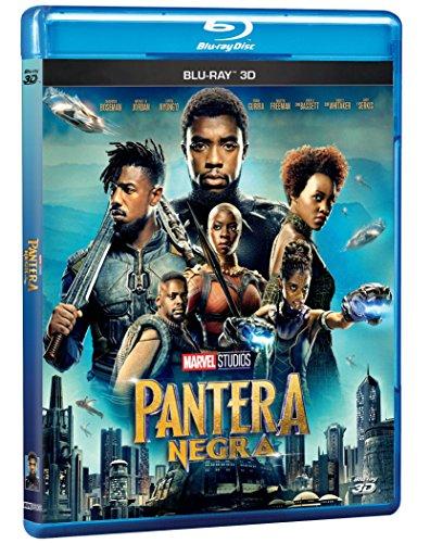 Pantera Negra (Blu-ray 3D)