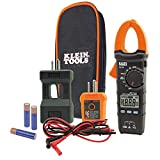 Klein Tools CL110KIT Electrical Tester / Maintenance Kit w/Clamp...