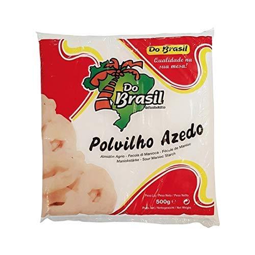 Do Brasil- Polvilho Azedo - Almidón Agrio - Harina de Mandi