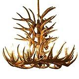 Lustre Plafond Pendentif Abat-jour Lustres Luminaires Lustres en bois de...