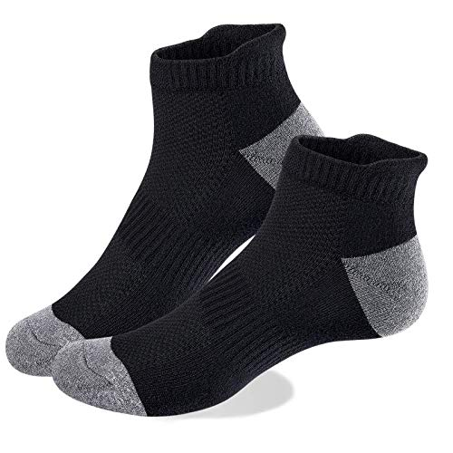 VoJoPi 5 Pares Calcetines Running Hombre, Calcetines Deporte...