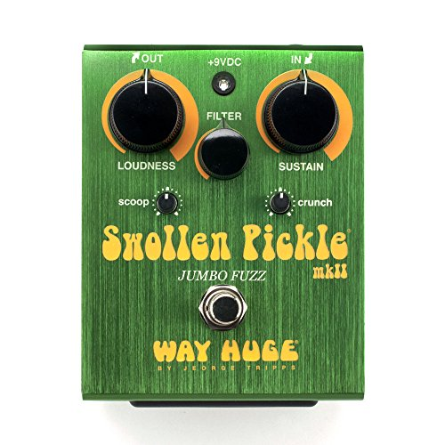 Dunlop Way Huge Swollen Pickle MkII Super Jumbo Fuzz Pedal