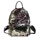 Tinksky Sequins Backpack Shoulder Bag Valentine's Day Gift Easter Gift