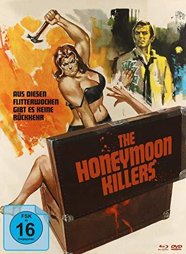 The Honeymoon Killers - Mediabook Cover B - Limitiert auf 1000 Stück (+ DVD) [Blu-ray]