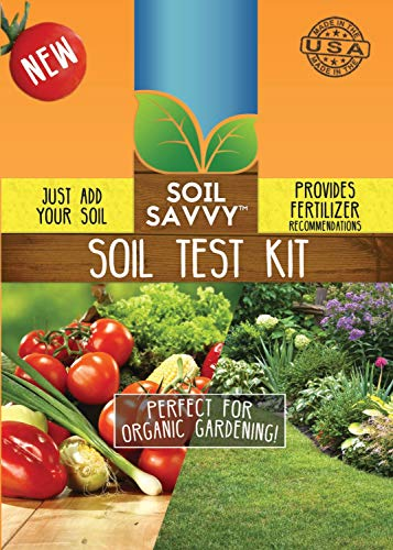 Soil Savvy - Soil Test Kit | Understand What Your Lawn or...