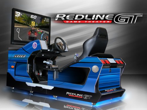 Chicago Gaming Company 8100 Redline GT Full...