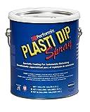 Plasti Dip Performix 10101013S-4PK Gunmetal Grey Spray - 1 Gallon, (Pack of 4)