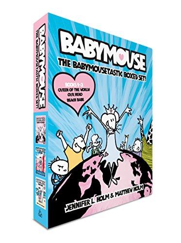 The Babymousetastic Boxed Set!: Books 1-3
