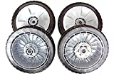 Honda HRR Wheel Kit (2 Front 44710-VL0-L02ZB, 2 Back 42710-VE2-M02ZE)