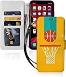 バスケット バスケットボール ペ basketball iPhone 11 Pro ケース 手帳型 アイフォン 11Pro ……