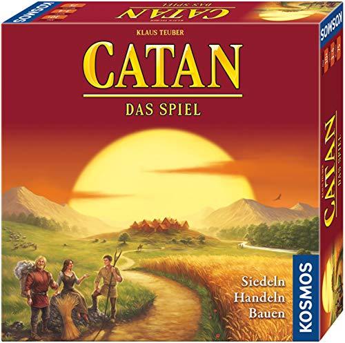 Kosmos 693602 CATAN Das Spiel, neue Edition,...