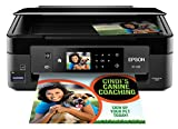 Epson Expression Home XP-430 Wireless Color Photo Printer with Scanner...