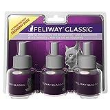 FELIWAY Classic - Flacone di Ricambio, 3 x 30 Giorni