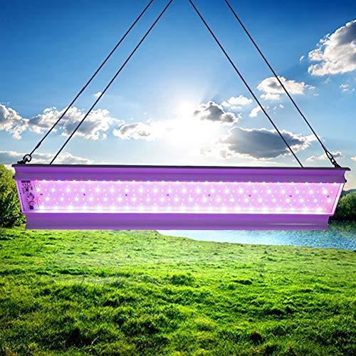AOKARLIA Lampade Piante LED Grow Light con Il Rosso Blu Interno pianta Lampada Crescita lampadario...
