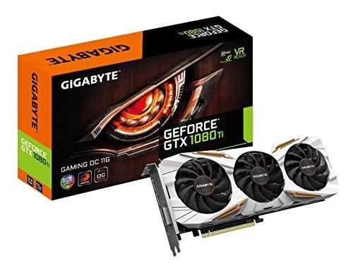 Gigabyte AORUS GeForce GTX 1080 Ti Xtreme Edition 11GB グラフィックカード (認定リファービッシュ品) N...