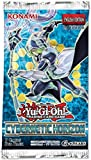 Yu-Gi-Oh! 1x Cybernetic Horizon Booster Pack Buy 4 get a pack 25 Black Card Sleeves