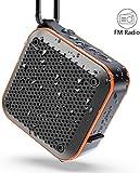 Enceinte Bluetooth Portable,Étanche Haut-Parleur de Douche sans Fil IPX7...