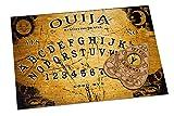 WICCSTAR Classique Bois en Planche de Ouija avec sa Goutte avec Instructions...