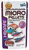 Hikari Tropical Semi-Floating Micro Pellets Fish Food, 0.77 Oz (22g)