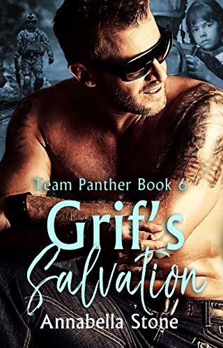 Grif's Salvation: MMF Military Suspense (Delta Force Team Panther Book 6)
