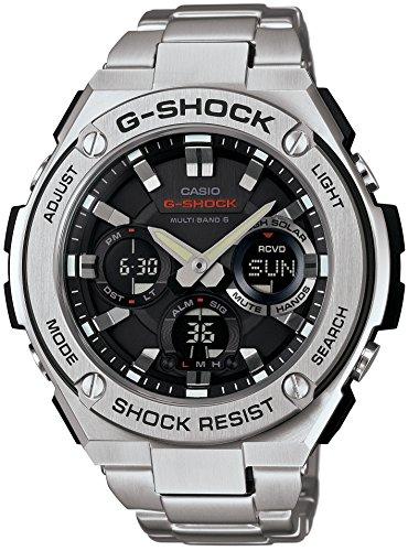 G-SHOCK [Casio] CASIO Uhren G-Steel Solar-Radio GST-W110D-1AJF Männer