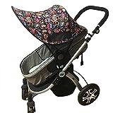 Baby Stroller Sun Shade Sun Protection Pram for Strollers Car...