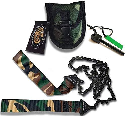 Sportsman Camouflage Pocket Chainsaw