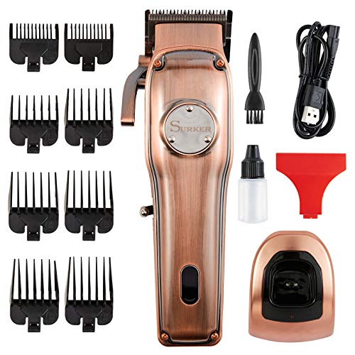 SURKER Professional Hair Clippers, For Hair Cutting, Beard...