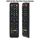 Alkia AK59–00149A télécommande de Remplacement pour Samsung DVD BD Blu-Ray Disc Player Remote, Applicables BDF5100/ZA BD-ES5300 BD-FM51 BD-FM57C BD-H5100 BD-H5900 BD-HM51 BD-J5100 BD-J5700 BD-J5900