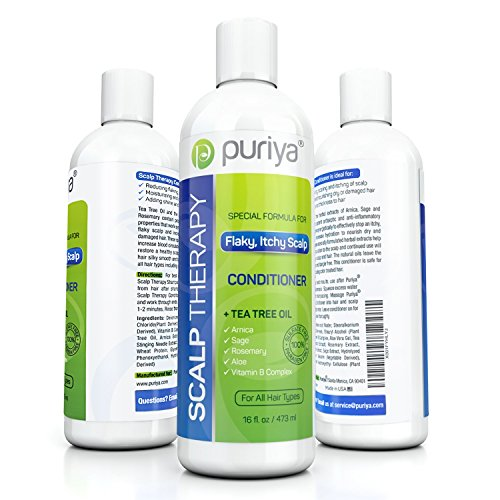 Puriya Tea Tree Deep Hair Conditioner. Plant-Rich...