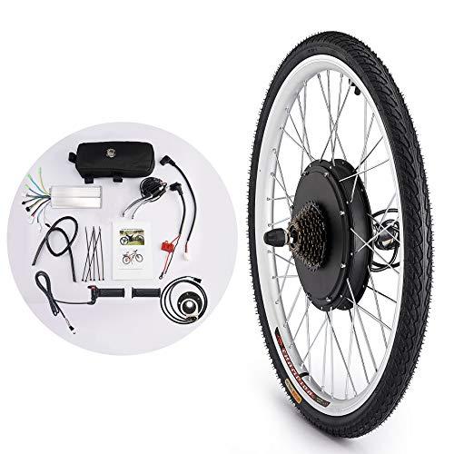 Sfeomi Kit de Conversión de Bicicleta Eléctrica 36V 500W Kit de...