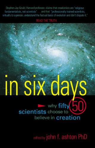 In Six Days by [John Ashton]