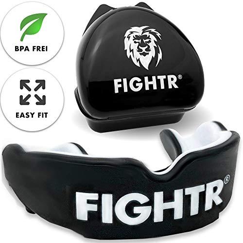 FIGHTR Premium Protector bucal | máx. oxígeno y protección +...
