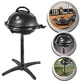 George Foreman Barbecue Grill 2000W, Utilisation Intérieur et Extérieur,...