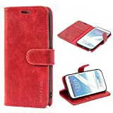 Mulbess Housse pour Samsung Galaxy Note 2, Coque Samsung Galaxy Note 2 Cuir,...