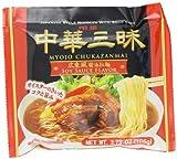 Myojo Chukazanmai Instant Ramen Soy Sauce Flavor, 3.73 Ounce (Pack of 8)