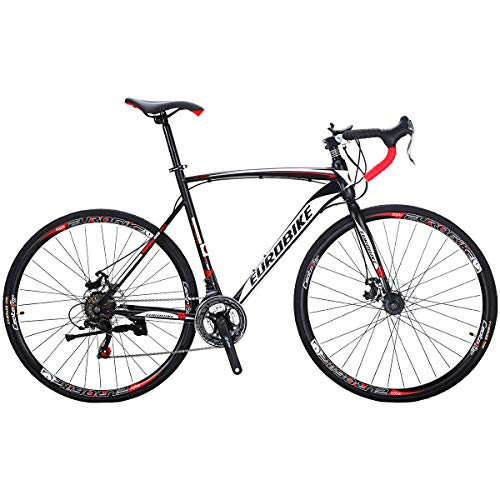 5. Eurobike Road Bike EURXC550 21 Speed