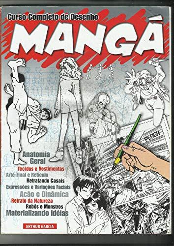 Curso Completo de Desenho Mangá