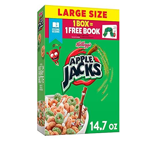 Kellogg's Apple Jacks, 17 oz