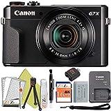 Canon Powershot G7 X Mark II Digital Camera 20.1 MP 4.2 X Optical Zoom, 16GB SD Memory Card + SD...