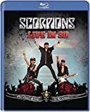 Scorpions : Get Your Sting & Blackout Live in [Blu-Ray 3D Compatible 2D]