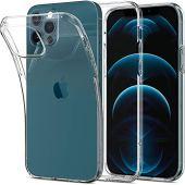 מגן שקוף כדי שייראו את האייפון: Spigen Liquid Crystal iPhone 12 | 12 Pro