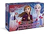 CRAZE Calendario dell'Avvento FROZEN 2 2019 Toy Calendario per i bambini a Natale Ice Princess 19511