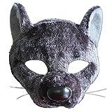 Rat Mask On Headband With Sound Masks